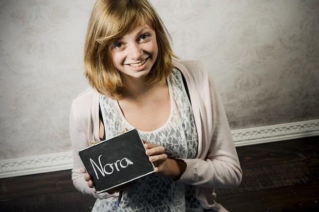 Praktikantin-Nora